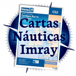 Costa central italiana del Adriático - Carta Náutica Deportiva Imray